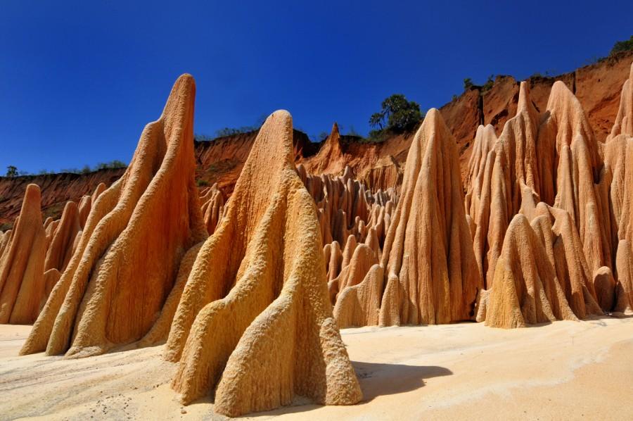 Tsingy Rouge Madagascar
