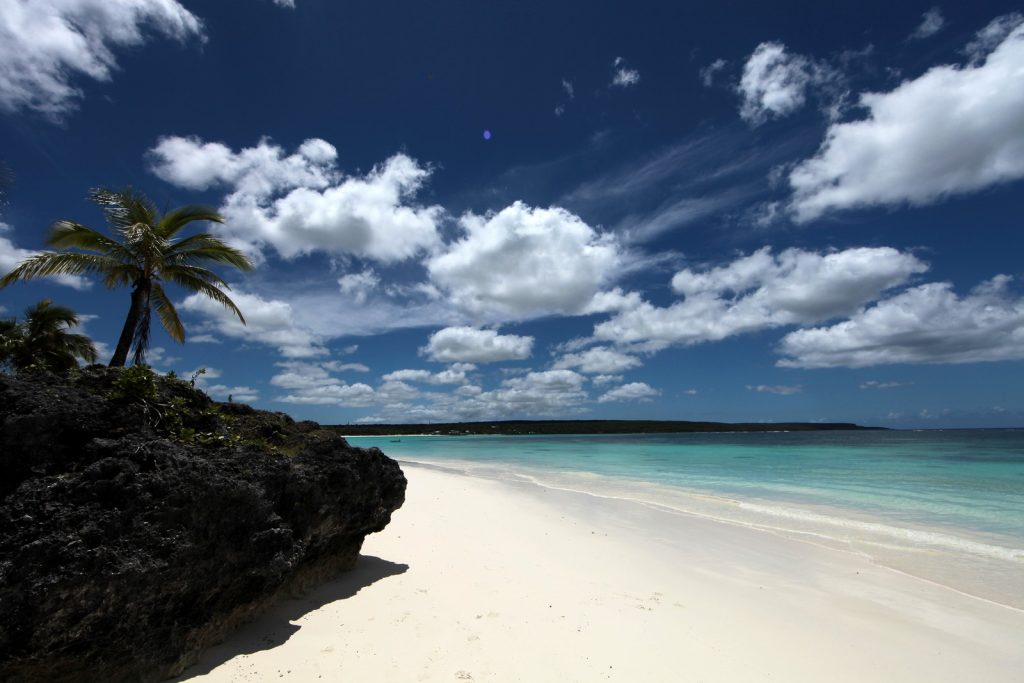Lifou île Loyauté