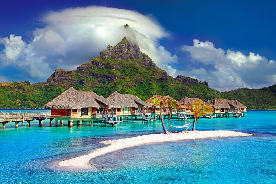 Bora-Bora  Polynésie