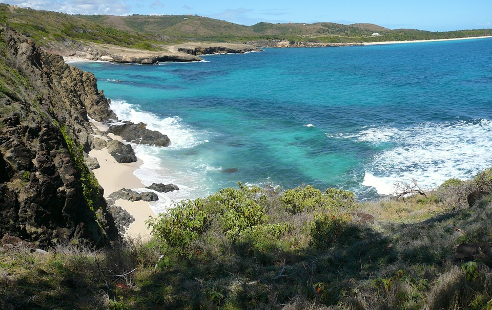 Mer Martinique
