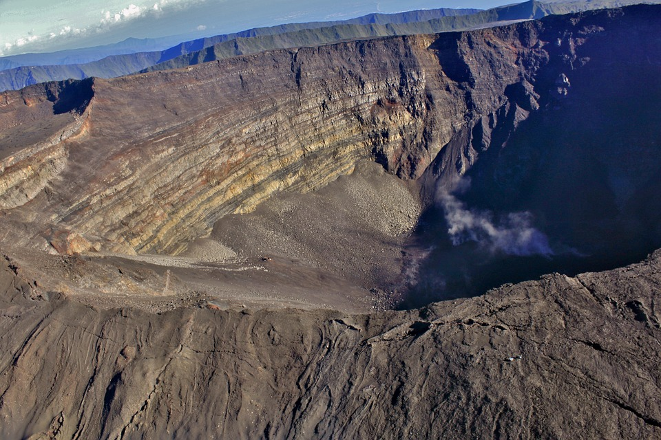 Volcan La Reunion