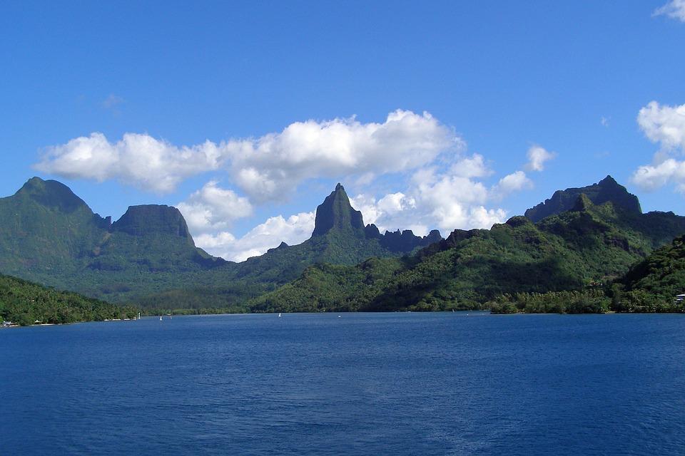 Moorea Polynésie