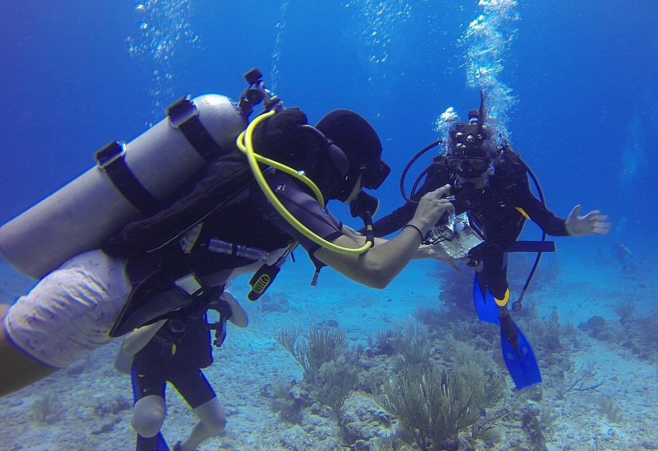 Réserves naturelles sous-marines