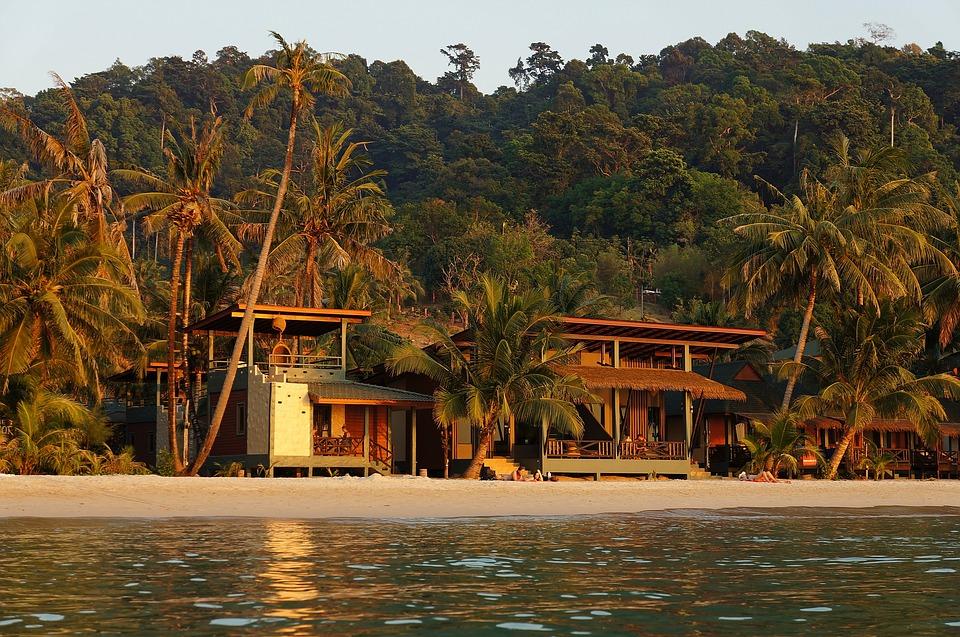 Beauté naturelle Seychelles