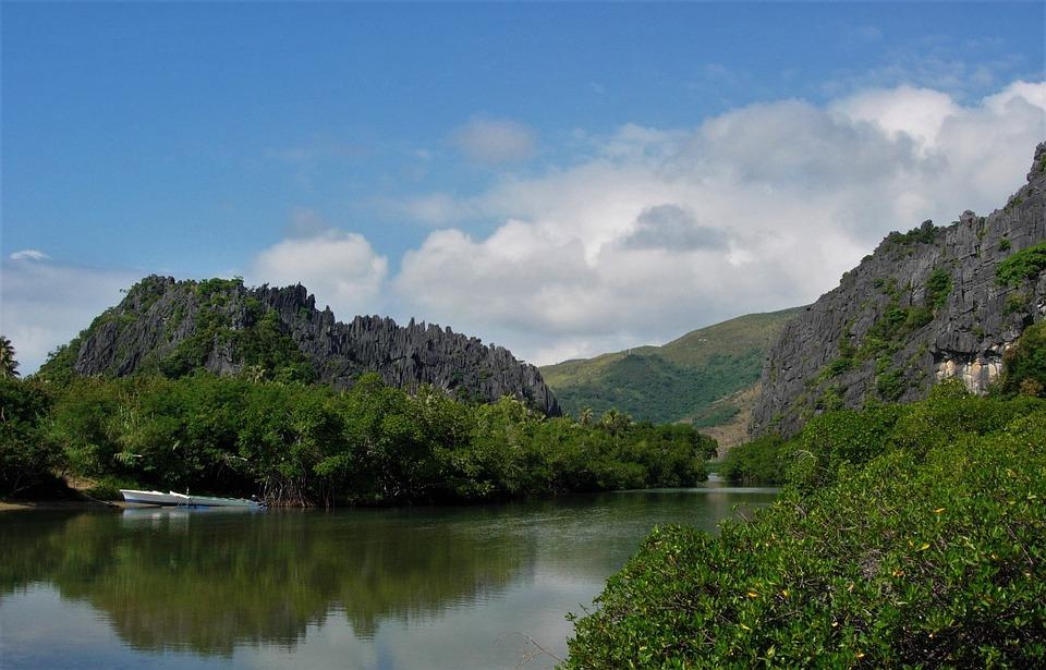 Paysage exotique - Nouvelle Calédonie