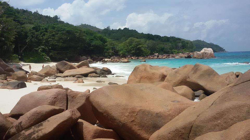 Beauté naturelle des Seychelles